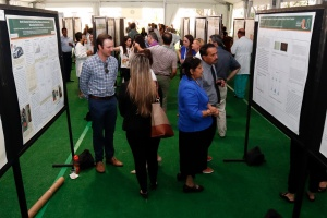 Surgery Research Day poster session photo