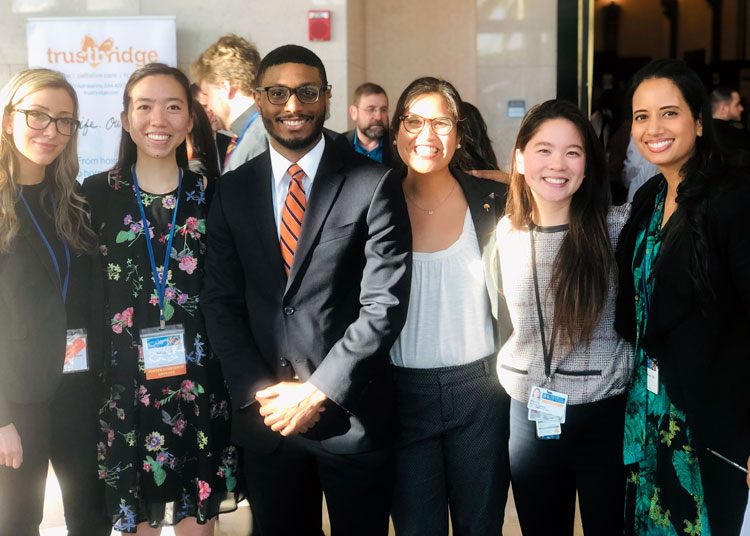 Poster Symposium Highlights Work of Medical Students and